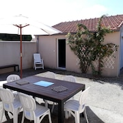 House With 3 Bedrooms in Châtelaillon-plage, With Enclosed Garden and Wifi - 800 m From the Beach