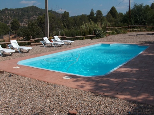 Villa With 8 Bedrooms in Monistrol de Montserrat, With Wonderful Mountain View, Private Pool, Furnished Terrace