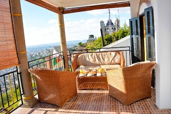 House With 2 Bedrooms in Ambohimitsimbina, With Wonderful City View, Furnished Terrace and Wifi