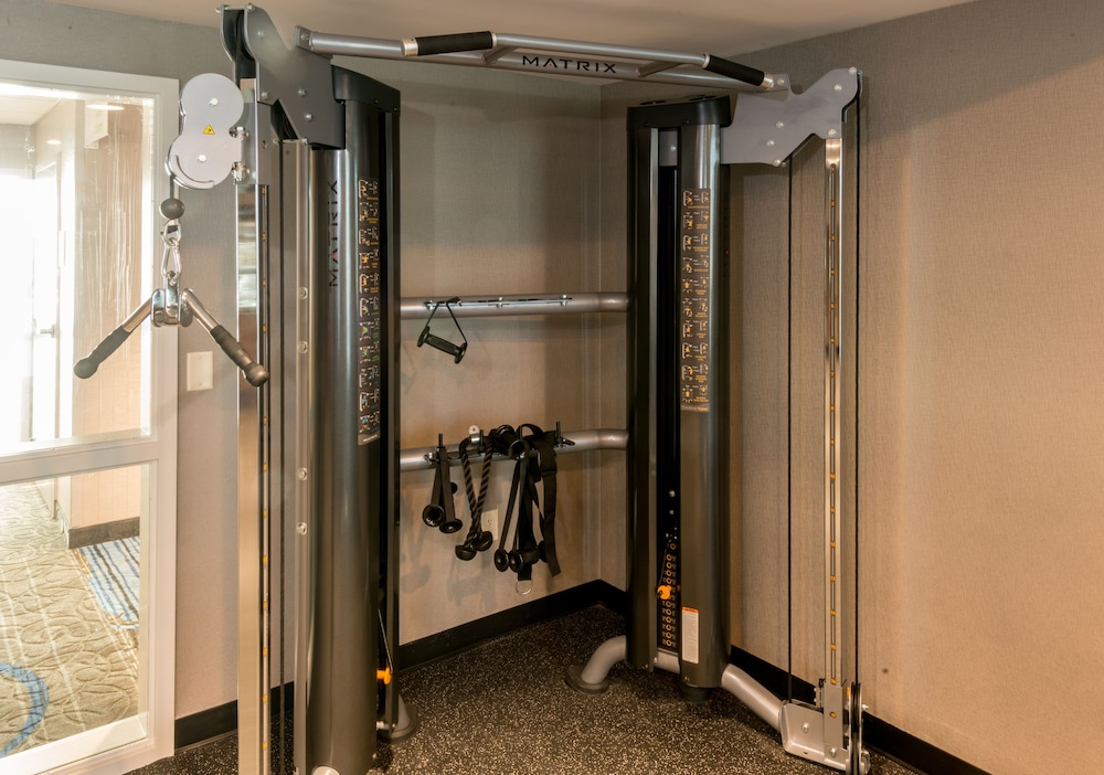 Fitness Facility, Holiday Inn Lexington - Hamburg