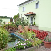 Apartment in the Countryside, With Pool, Directly Between Leipzig and the Dübener Heide