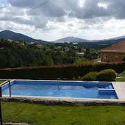 Loft in Prado, With Wonderful Mountain View, Private Pool and Furnished Garden - 10 km From the Beach