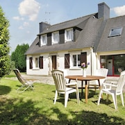 Idyllic House in the Finistere, Brittany, With 4 Bedrooms and Large, Fenced Garden