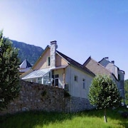 Apartment With one Room in Gedre, With Wonderful Mountain View - 7 km From the Slopes