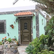 House With one Bedroom in Vallehermoso, With Wonderful Mountain View, Furnished Garden and Wifi - 6 km From the Beach