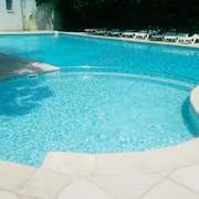 House With 2 Bedrooms in Callian, With Pool Access, Furnished Terrace and Wifi - 2 km From the Beach