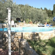 Apartment With one Room in Calenzano, With Wonderful City View, Pool Access, Enclosed Garden