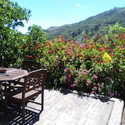 House With one Bedroom in Las Lagunetas , With Wonderful Mountain View, Furnished Terrace and Wifi - 30 km From the Beach