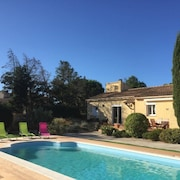 Modern House in Aude, Languedoc-roussillon, With Garden, Private Pool and Wifi - Sleeps 6