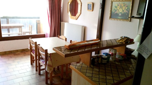 Apartment With one Bedroom in La Bresse, With Wonderful Mountain View and Furnished Balcony - 200 m From the Slopes
