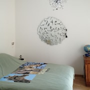 Apartment With 3 Rooms in Nice, With Wonderful City View, Terrace and Wifi