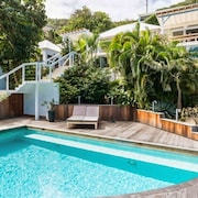 Luxurious Villa in Gustavia, St. Barthélemy With Pool, sea Views and Wifi - 500 Metres to the Beach!