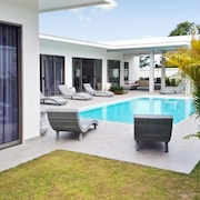 Villa With 3 Bedrooms in Rawai Phuket, With Private Pool, Enclosed Garden and Wifi - 2 km From the Beach