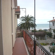 House With 2 Rooms in Contrada Termini, With Wonderful sea View and Balcony - 30 m From the Beach
