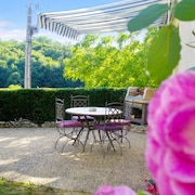 Charming Country House in the Périgord With 2 Bedrooms, BBQ and Garden Near Lascaux Caves