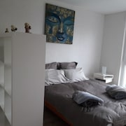 Apartment 4**** With 2 Bedrooms in Colmar, With Wonderful City View, Balcony and Wifi