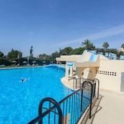Studio in Benalmádena, With Wonderful sea View, Pool Access, Furnished Balcony - 500 m From the Beach