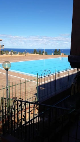 Apartment With one Bedroom in Finale di Pollina, With Wonderful sea View, Shared Pool, Furnished Terrace