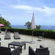 Apartment With 4 Bedrooms in Santa Lucia di Moriani, With Furnished Garden and Wifi