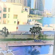 Short Booking - 2 BDR Apartment Marina