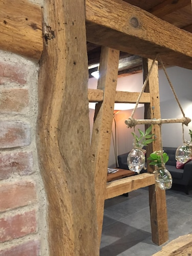 Authentic 18th Century Farmhouse in the Heart of the Alsace Vineyards