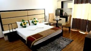 1 bedroom, minibar