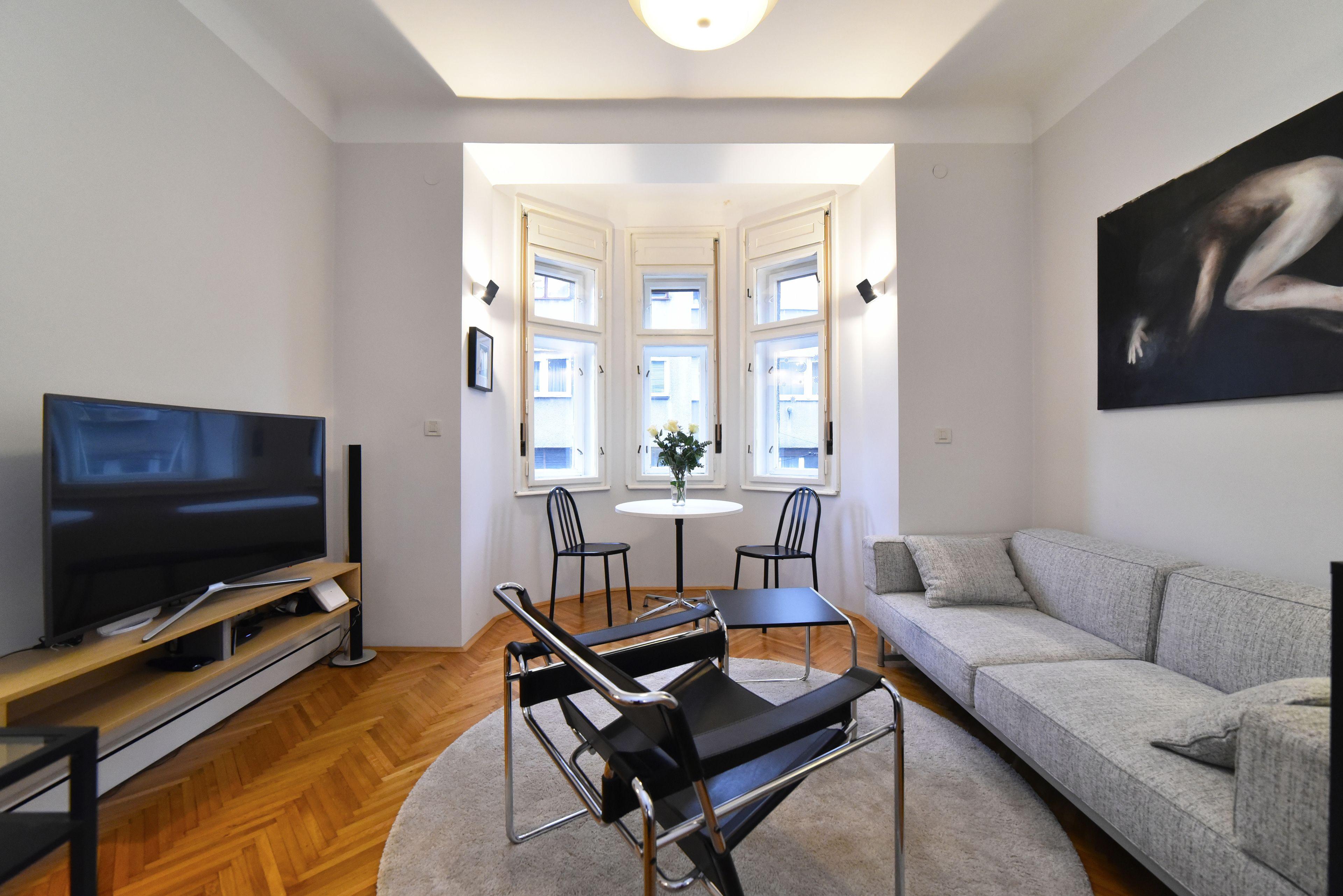 Picture of: Apartment Bauhaus Zagreb Kroatien Expedia Dk