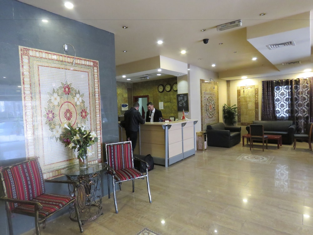 Amman Inn Hotel - Reviews, Photos & Rates - ebookers com