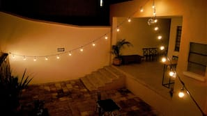 Terraza o patio