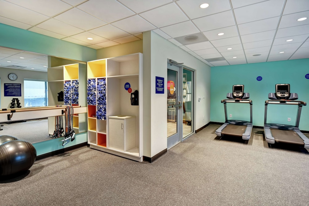 Fitness Facility, Tru by Hilton Raleigh Durham Airport