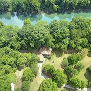 Brand New Listing---private River Retreat