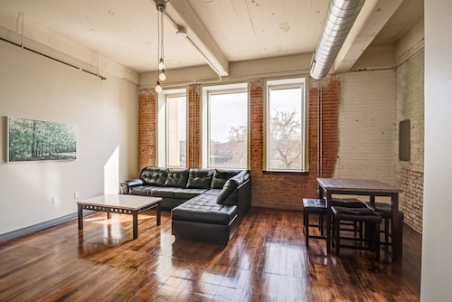 Check Expedia for Availability of Historic Downtown Apartments