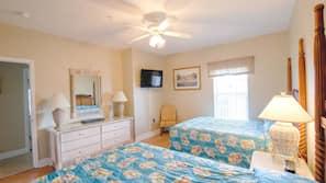 4 Schlafzimmer, Bügeleisen/Bügelbrett, kostenloses WLAN