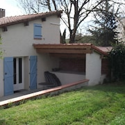 House With 2 Bedrooms in Lescure-d'albigeois, With Furnished Terrace and Wifi