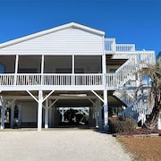 425 39th Street Sunset Beach 4 Bedrooms 2 Bathrooms Home