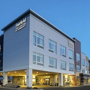 Fairfield Inn & Suites by Marriott Duluth Waterfront