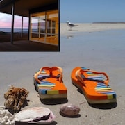 Beach Yourself on the Sand at Wallaroo