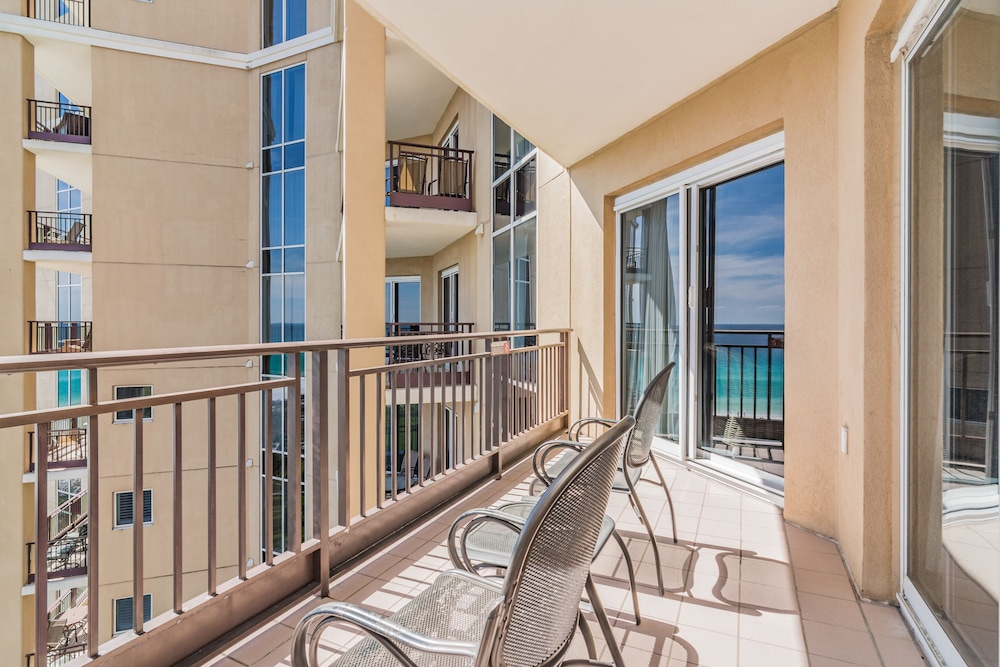 Balcony, Beachfront at Sandestin