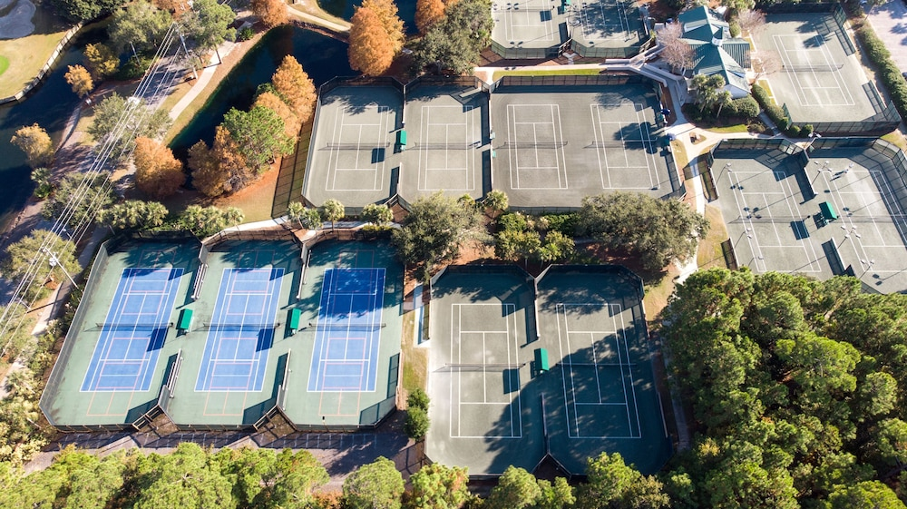 Tennis Court, Beachfront at Sandestin