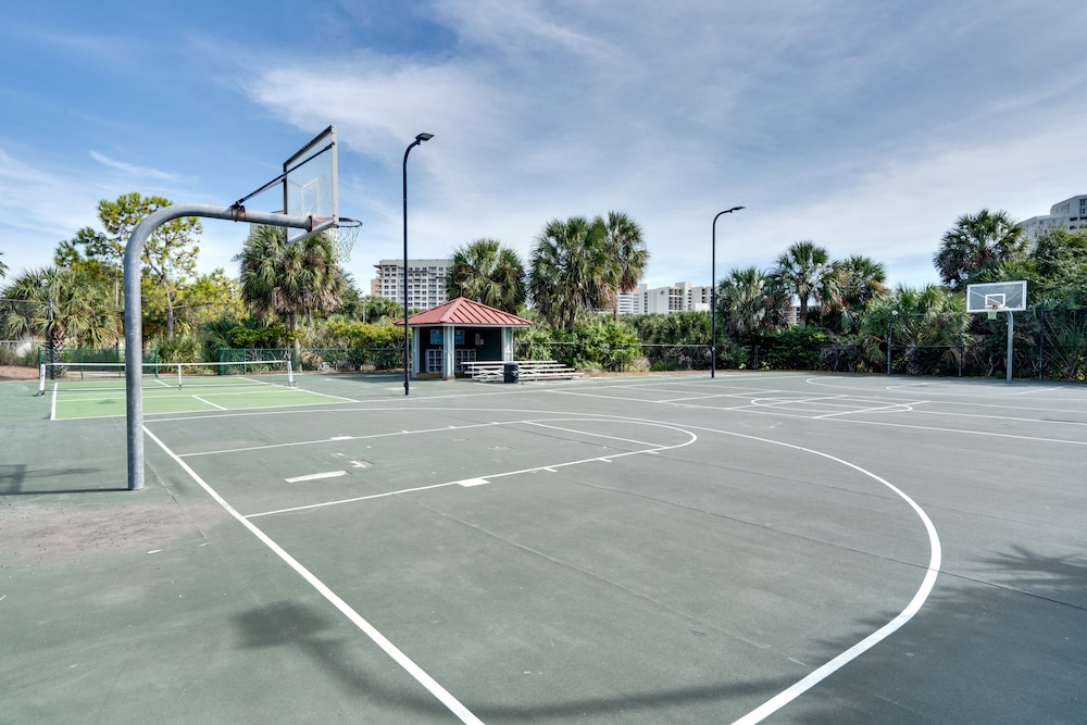 Basketball Court, Beachfront at Sandestin