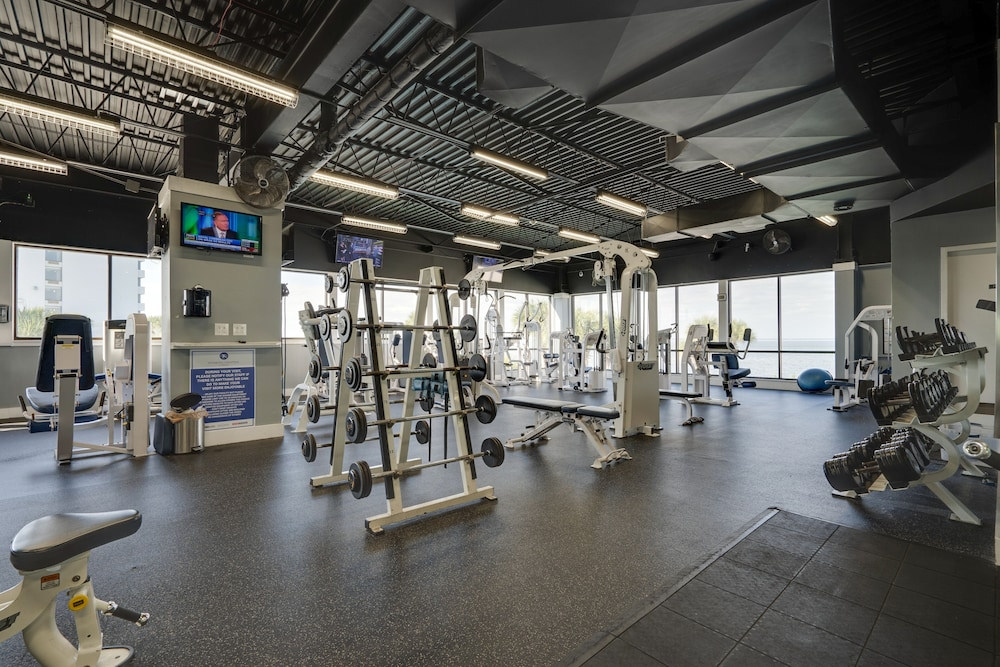 Fitness Facility, Beachfront at Sandestin