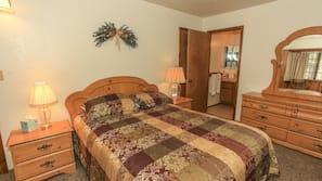 4 間臥室、熨斗/熨衫板、Wi-Fi (收費)、床單