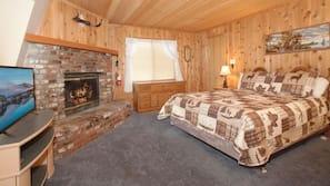 2 間臥室、熨斗/熨衫板、床單