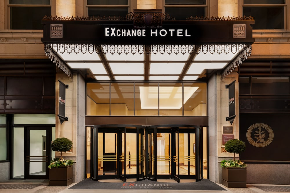 Featured Image, EXchange Hotel Vancouver