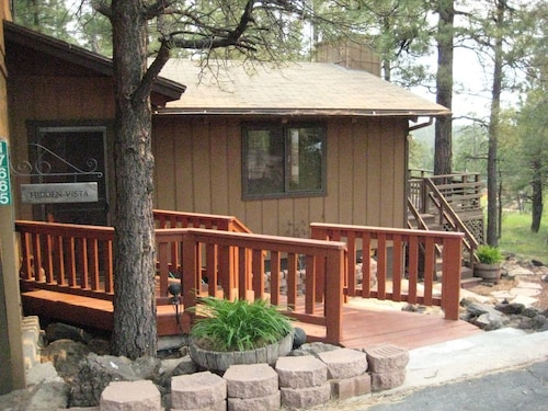Great Place to stay Hidden Vista - You'll Love the Spectacular Views From a Spacious Deck near Munds Park