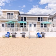Oceanfront Townhouse on 6 Miles of Sandy Shoreline!