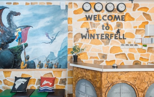 Winterfell on Kropotkinskaya