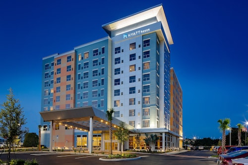 Great Place to stay Hyatt House across from Universal Orlando Resort near Orlando