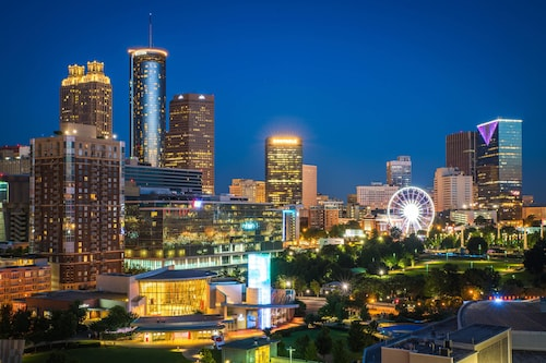 Check Expedia for Availability of SpringHill Suites by Marriott Atlanta Downtown