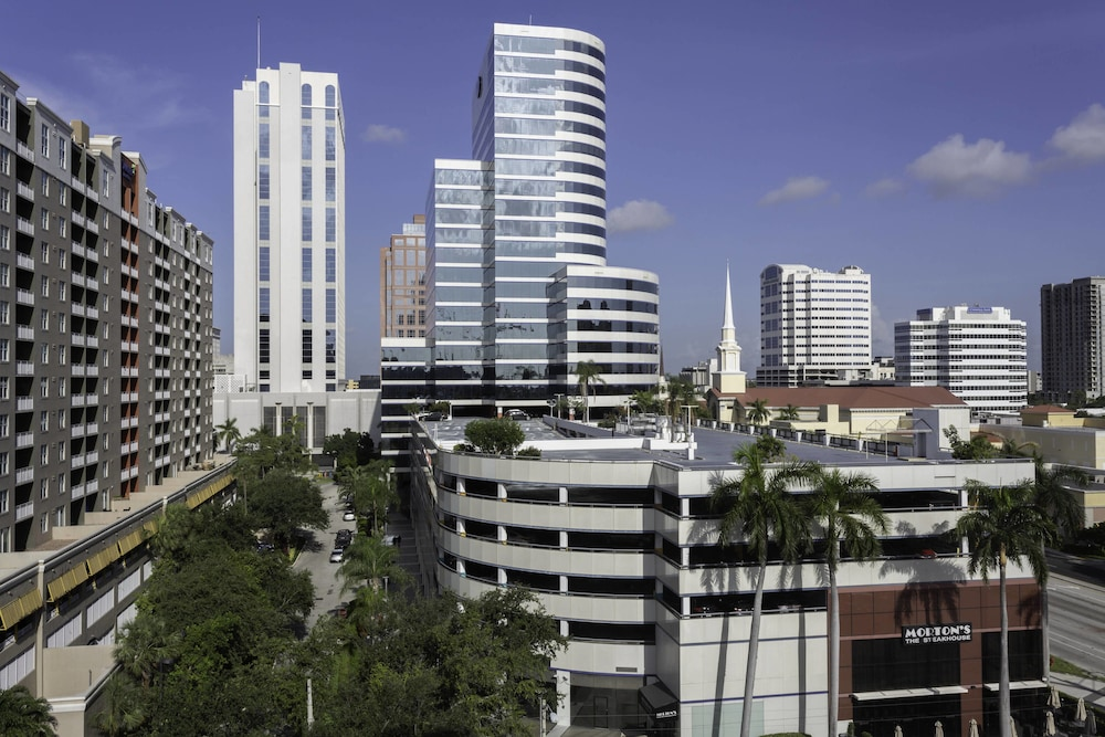 City View, Fairfield Inn & Suites by Marriott Fort Lauderdale Downtown